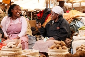 Women Farmers in Agri e-Trade