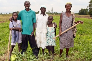 KENYA | Child Labour Programme a Mitigation for Commercialization & Markets