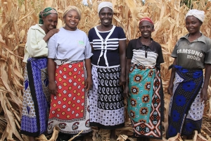 Smallholder's beans yield doubles after embracing E-warehouse programme